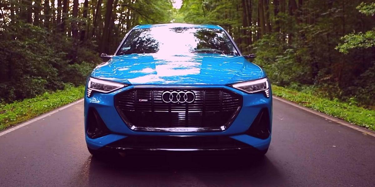 Audi e-tron 2021 Premium