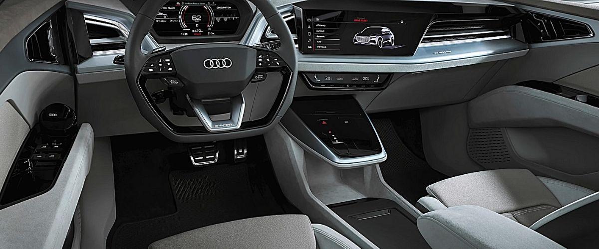 Audi e-tron 2021 торпеда