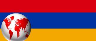 Карта заправок электромобиля в Армении