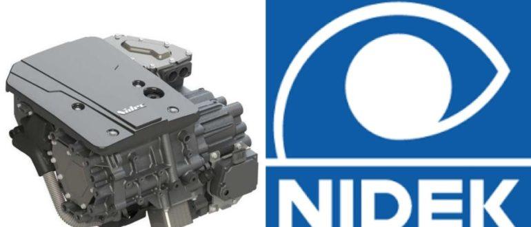Японская компания-изготовитель электродвигателей «Нидек»