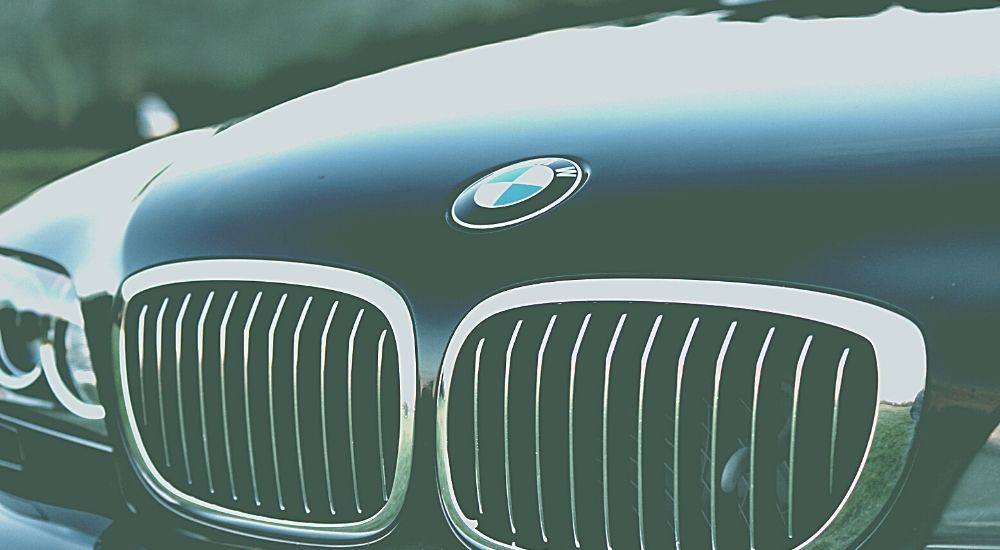 BMW история