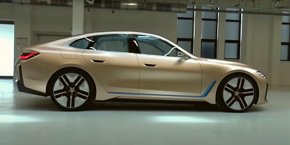 Фото BMW i4