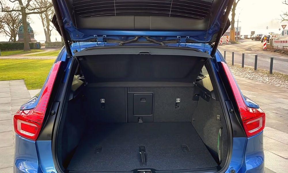 Фотография багажника