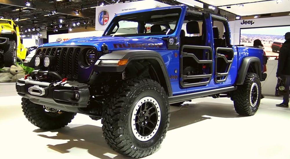 Mopar Jeep Gladiator