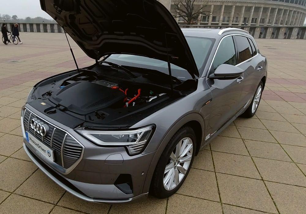 Под капотом Audi