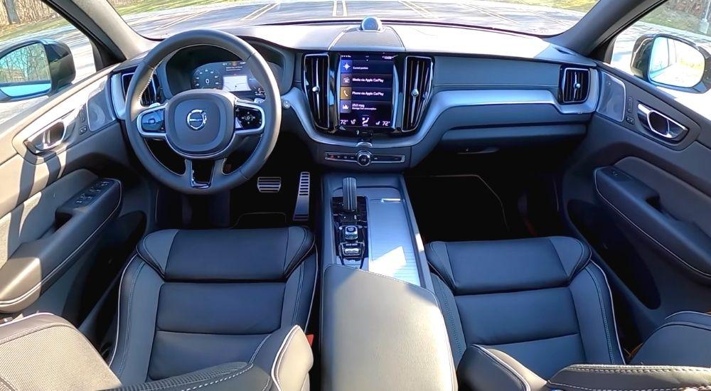панель водителя