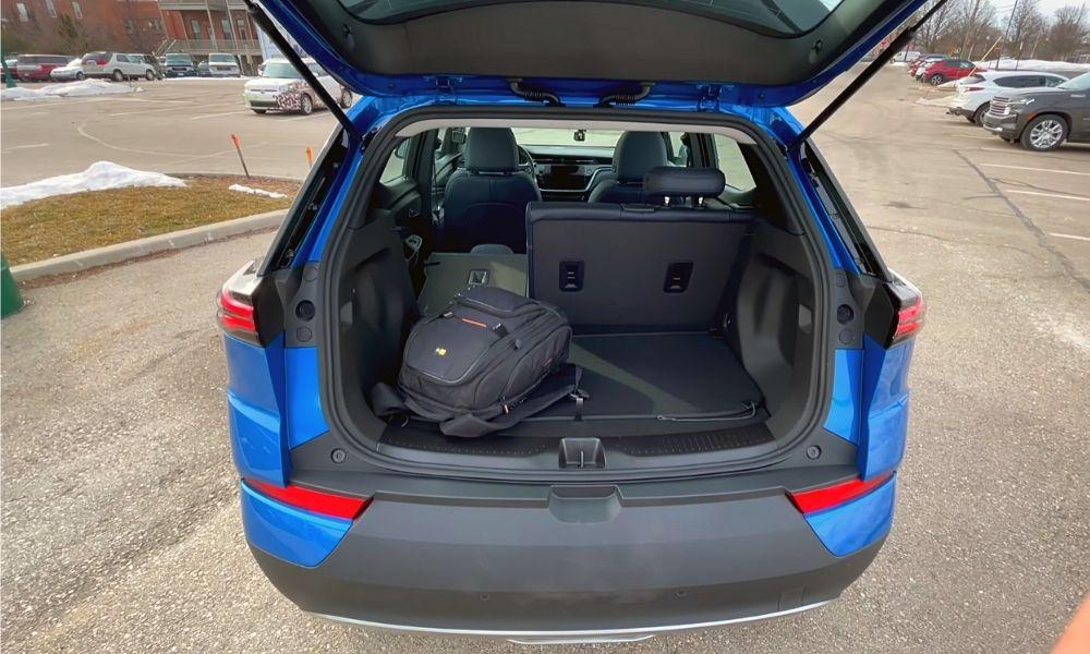 Багажник Chevrolet Bolt EUV