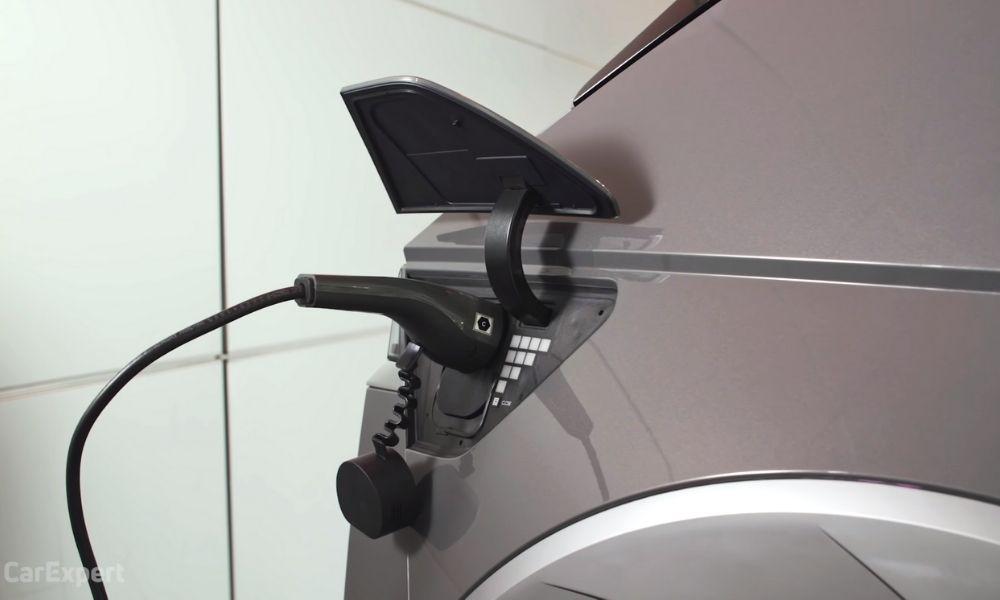 Разъём для зарядного кабеля