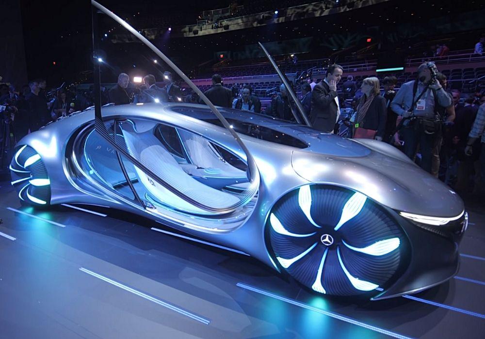 электромобили будущего
