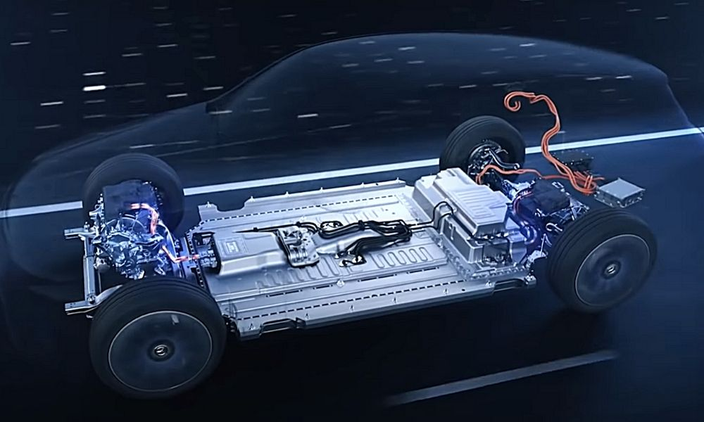 Силовой агрегат и батарея