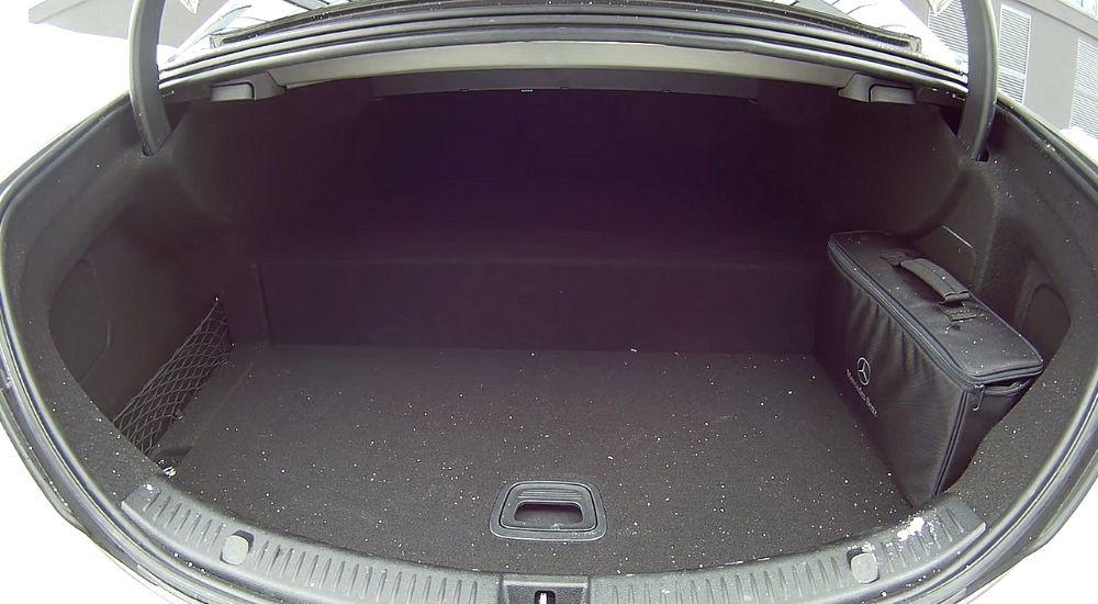 Багажник E 300 de