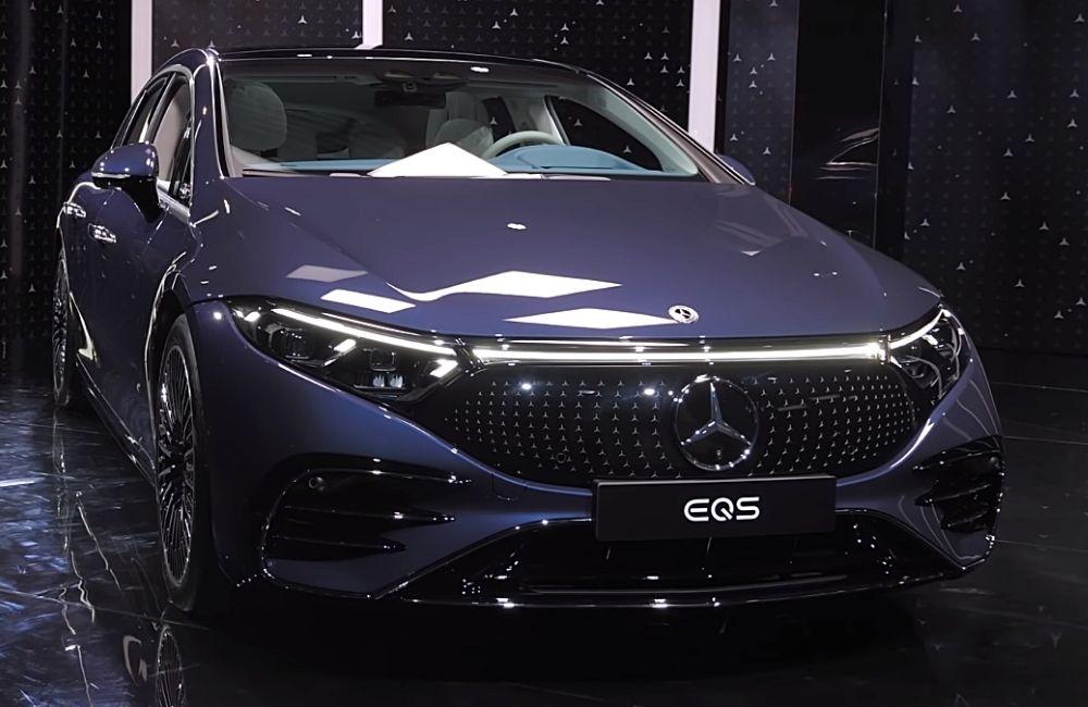 Внешний вид Mercedes