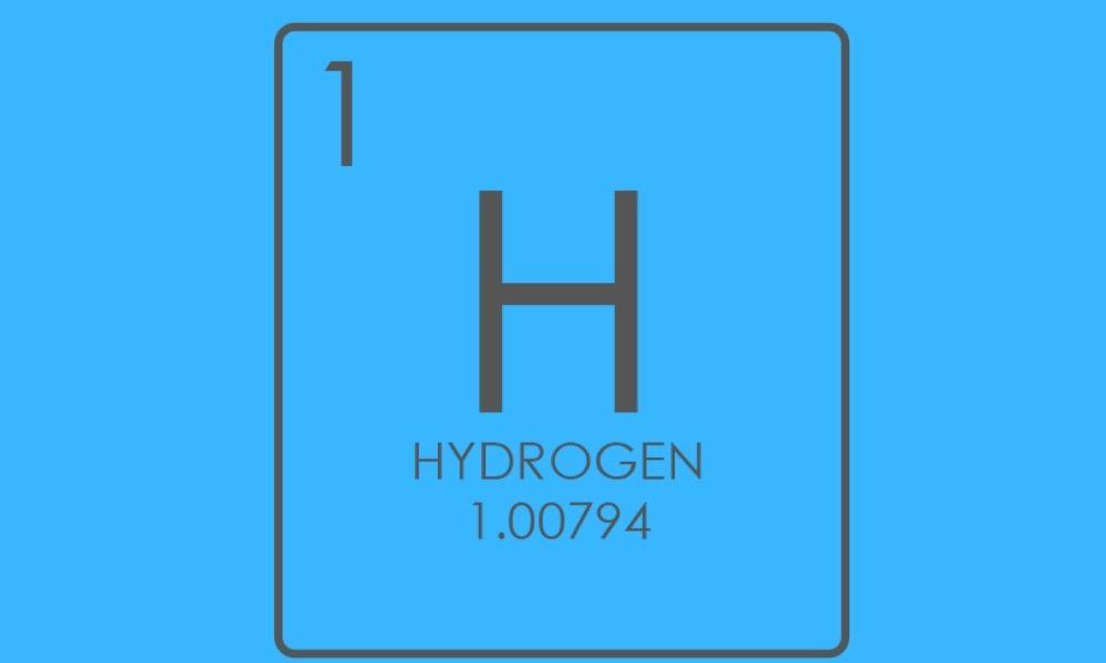 водород - Менделеев